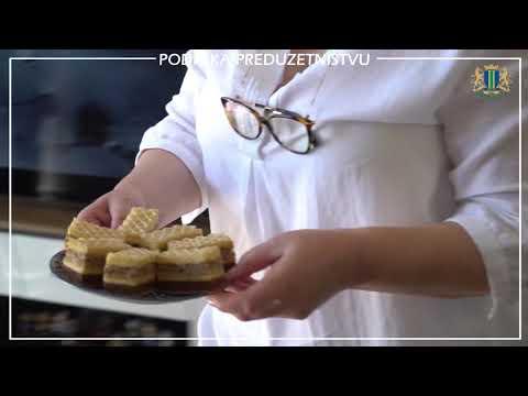 """Kada kulinarska kreativnost preraste u biznis - Finansijska podrška za projekat """"Moja pekarica"""" i Nikoletine slatke i slane delicije"""
