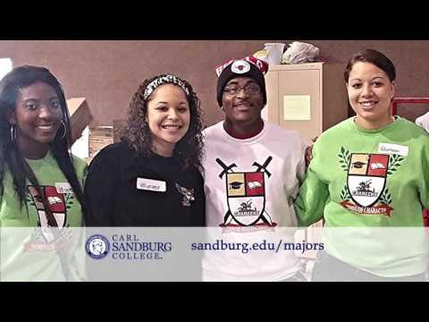 Carl Sandburg College - video