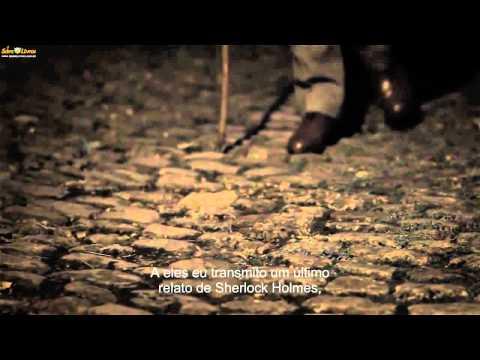 Book Trailer: The House of Silk , Anthony Horowitz (legendado)