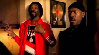 "Video thumbnail of ""Eddie Murphy - Redlight feat. Snoop Lion aka Snoop Dogg [Official Music Video]"""
