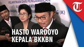 Dilantik Jadi Kepala BKKBN, Ini yang akan Dilakukan Mantan Bupati Kulon Progo