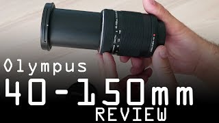 Olympus M. Zuiko 40-150mm F/4-5.6 R ED MSC review