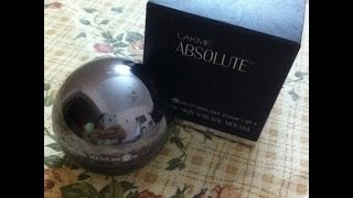 Lakme Absolute Mattreal Mousse First impression+Demo