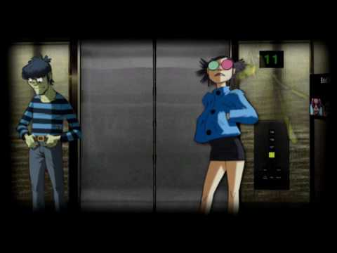 Gorillaz - Submission (Humanz) + Visual