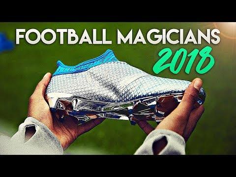 Football Magicians 2018 • Isco Messi Asensio Pogba Neymar • Insane Goals & Skills 17/18