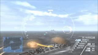 PS2 鋼鉄の咆哮2ウォーシップガンナー プレイ動画15【A-10】