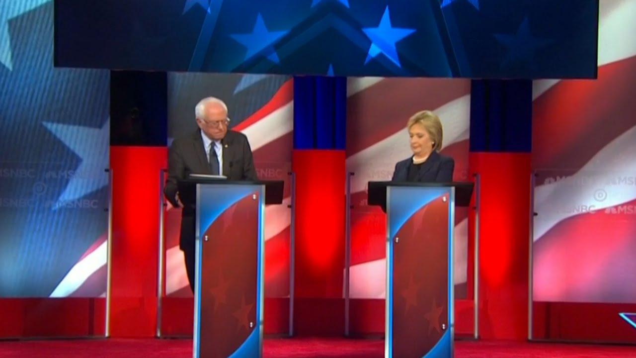MSNBC | Democratic Debate: The Young Turks Summary thumbnail