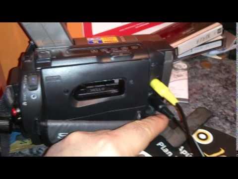 Tutorial - como pasar videos de una videocamara