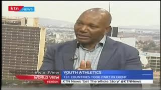 Mwangi Muthee, C.E.O WU18 Championship; Youth athletics