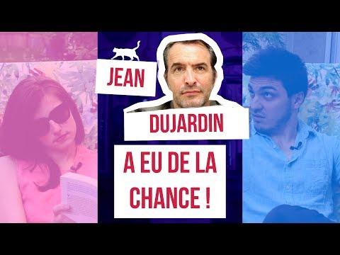 JEAN DUJARDIN A EU DE LA CHANCE