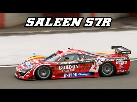 Saleen S7R GT1 at Spa & Zolder