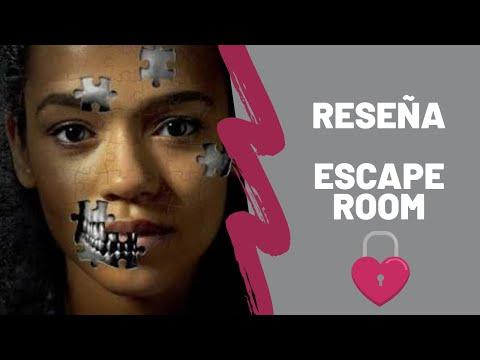 """Reseña de la pelicula """"Escape Room"""""""