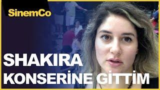 Shakira'nın İstanbul Konserine Gittim! | El Dorado World Tour İstanbul 2018 #VLOG