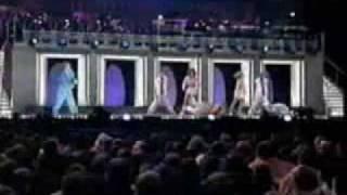 aaron carter on michael jackson's celebration 2001