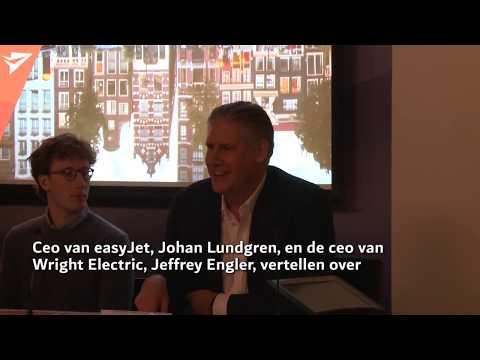 EasyJet wil elektrisch vliegen tussen Schiphol en Londen