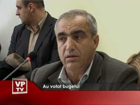 S-a votat bugetul Ploiestiului