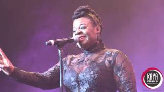 Kaya FM at the Cape Town International Jazz Fastival 2017 with Judith Sephuma