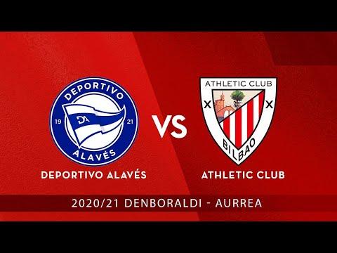 🔴 LIVE – Fem: Deportivo Alavés vs Athletic Club ⚽ Pretemporada 2020/21
