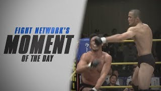 Nakamura tees off on Ito at DEEP: 60 Impact  | Moment of the Day