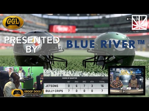Snoop Dogg Plays Madden 20 with his Homies in the GGL V Championship [Part 5]