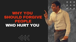 How To Forgive Someone Who Hurt You | Amandeep Thind