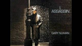 """Gary Numan: The I Assasin Album: Live - """"War songs"""" - New York 1982"""
