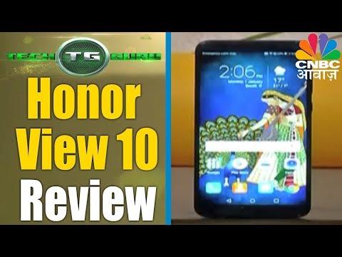 Honor View 10 Review | Gadgets In CES 2018 | Tech Guru | CNBC Awaaz