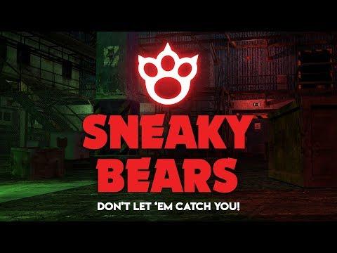 Sneaky Bears PlayStation VR Trailer thumbnail