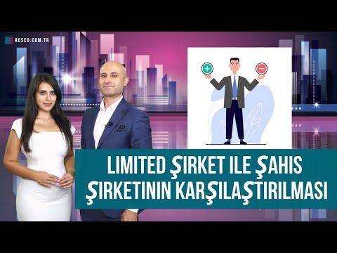 LİMİTED-ŞAHIS ŞİRKETİ KIYASLAMASI
