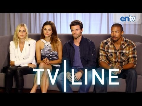 The Originals - Comic-Con 2013 - Cast Interview [VIDEO]