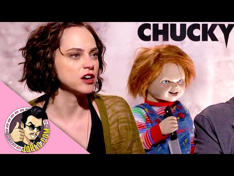 CULT OF CHUCKY Interviews (2017) Don Mancini + Brad Dourif & more!