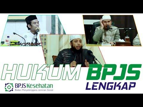 HUKUM BPJS LENGKAP - UST. ABDUL SOMAD | UST. KHALID BASALAMAH | UST. ERWANDI TARMIZI