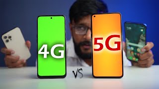 Watch Before Buying 5G or 4G Mobile in India 2021