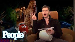 Joseph répond aux questions de People TV