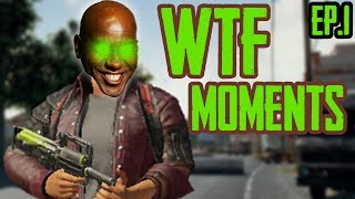 PUBG MOBILE | (WTF & FUNNY MOMENTS) #1