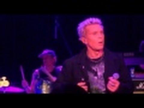 Royal Machines w/ Billy Idol - L.A. Woman - Night #2 at the Roxy on 12-8-15