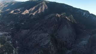 DJI FPV DRONE Mount Wilson Observatory 30,000 feet round trip!