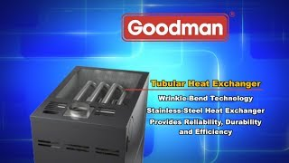Goodman Series GMVM97 Gas Furnace