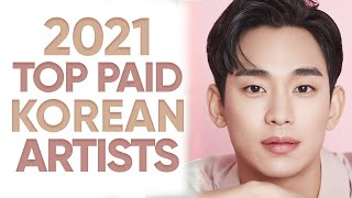 Top 13 Highest Paid Korean Actors and Actresses of 2021