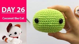 Labour Day Crochet || 100DaysOf10MinuteCrochet || Day 26
