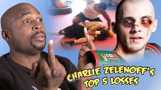 Charlie Zelenoff's Top 5 Losses REACTION!