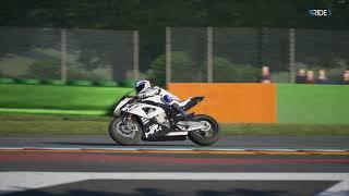 Ride 3 : BMW HP4 RACE ลองของใหม่(จะมีreviewเร็วๆนี้ อิอิ)