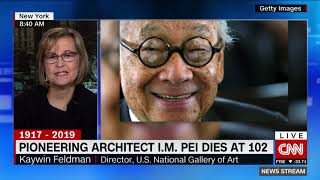 Remembering Acclaimed Architect I.M. Pei And One Of His Masterpieces