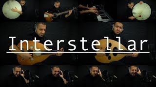 Interstellar Theme (Oud cover) by Ahmed Alshaiba