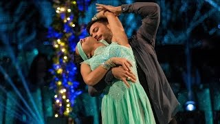 Georgia May Foote & Giovanni Pernice Show Dance to 'Fix You' - Strictly Come Dancing: 2015