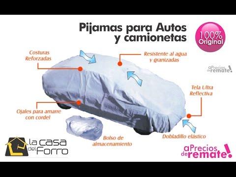 Pijama para Autos aPreciosdeRemate