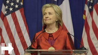 Hillary Clinton: We Should Make It Easier to Vote   Hillary Clinton