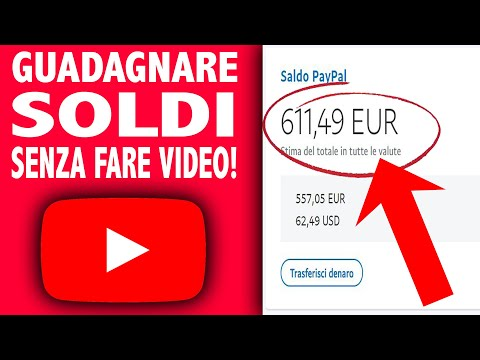 Fare soldi ora video