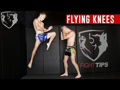 Flying Knees: 3 Strategies & Set-Ups for the KO