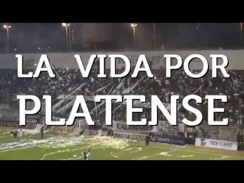 """""""LA VIDA POR PLATENSE - LOS CALAMARES 2014"""" Barra: La Banda Más Fiel • Club: Atlético Platense"""